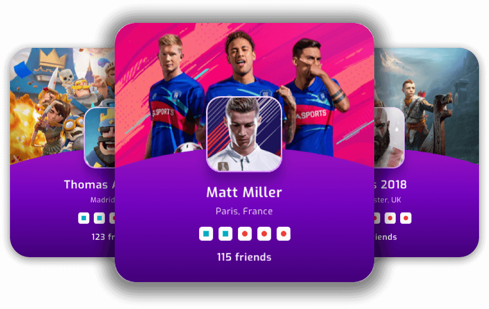 Cards Profile